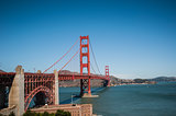 San Francisco golden Bridge