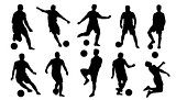 soccer p1 silhouettes