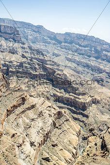 Canyon Jebel Shams