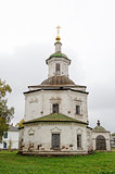 Old orthodox church in Veliky Ustyug