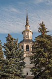 Belfry of Orthodox Cathedral