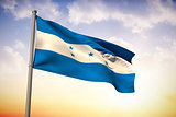 Honduras national flag