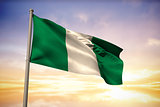 Nigeria national flag