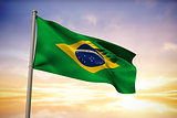 Brazil national flag