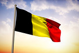 Belgium national flag