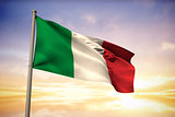 Italy national flag