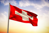 Swiss national flag