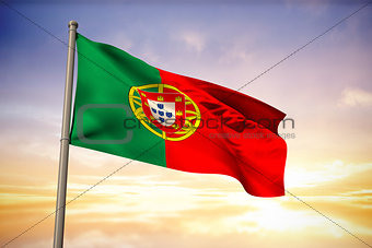 Portugal national flag