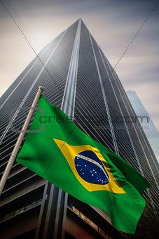 Brazil national flag