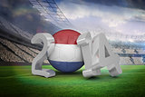Netherlands world cup 2014