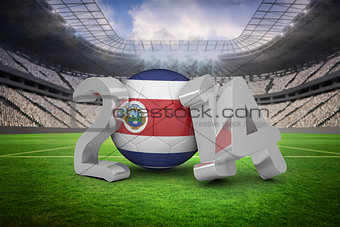 Costa rica world cup 2014