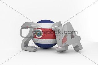 Costa rica world cup 2014