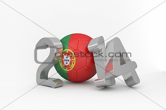 Portugal world cup 2014