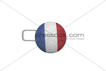 Football in france colours