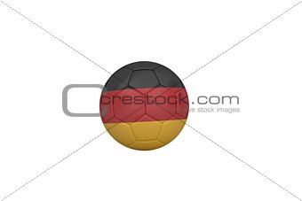 Football in germany colours