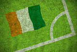 Ivory coast national flag