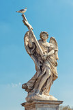 Sant'Angelo bridge statue
