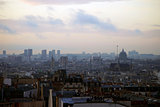 Skyline Paris