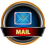 Blue button email
