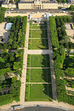 Champ de Mars in Paris, France.