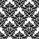 Classic damask seamless pattern
