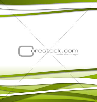 Abstract background with colorful lines