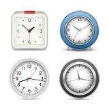 Clocks and alarms collection