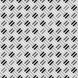 Design seamless monochrome pointed pattern