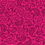 Romantic seamless floral pattern art illustration cute