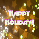 Happy Holiday!