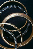 antique bronze bracelets