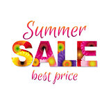 Colorful Gerbers Sale Poster