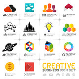 Creative Business Icons