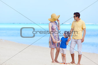 family at vacation