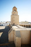 Great Mosque of Kairouan from Tunisia