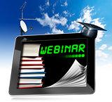 Webinar - Tablet Computer - Web-based Seminar