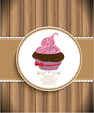 Cupcake Background