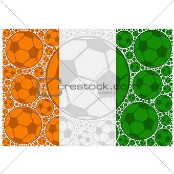 Ivory Coast soccer balls
