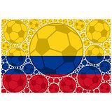 Colombia soccer balls