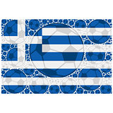 Greece soccer balls
