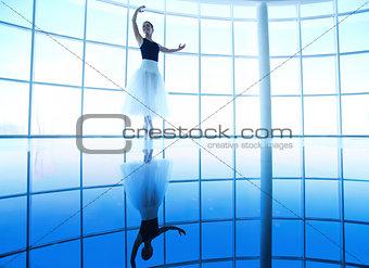 Ballet training