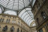 Gallery Umberto, Naples, Italy