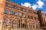 Heidelberg Castle wall