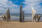 Omaha Beach Memorial France