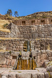Tambomachay ruins Cuzco Peru