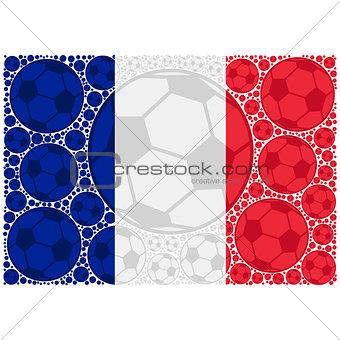 France soccer balls