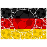 Germany soccer balls