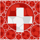Switzerland soccer balls
