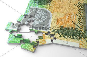 Australian Dollar Puzzle