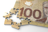 Canadian Dollar Puzzle